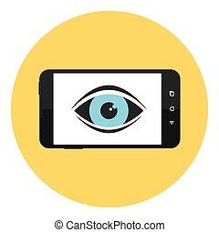 Mobile Security Eye