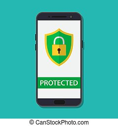 Mobile security protection