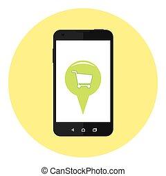 Mobile Shop Location
