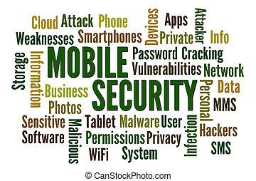 mobile, sicurezza