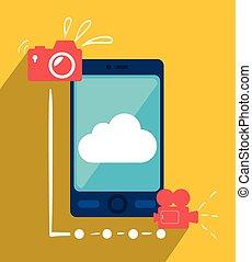 mobile, smartphone, tecnologia