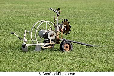 Sport Field Irrigation System