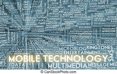 Mobile Technology Next Generation Media as a Art