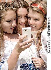 Mobile Teen Fun