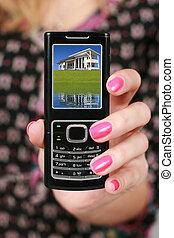 mobile, telefono.
