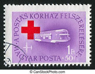 mobile, ufficio postale