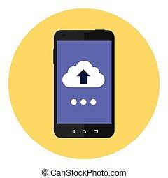 Mobile Upload Cloud