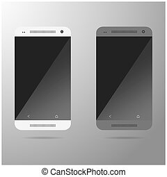 Mobile Vector Icon