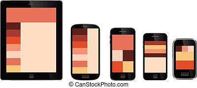 mobile web sites design