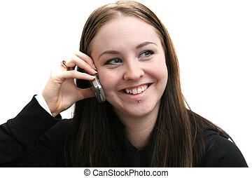 mobilfunk, frauen