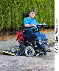 Mobility for infantile cerebral palsy patients