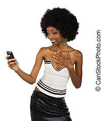 mobiltelefon, businessperson