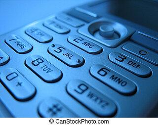 mobiltelefon, stämm