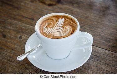 mocha, café