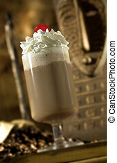 Mocha - could be used for a drink menu