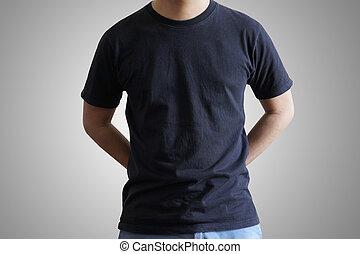 white black ringer shirt mockup template blank tshirt mock up