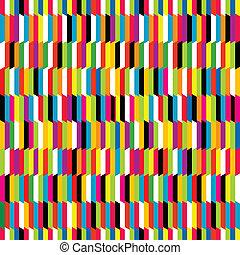 modèle, arrière-plan dépouillé, coloré, seamless