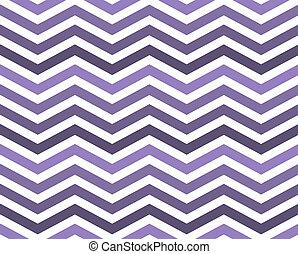 modèle, arrière-plan violet, zigzag