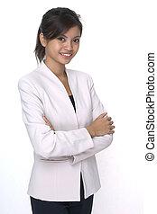 modèle, asiatique, 14