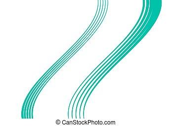 modèle, coloré, diagonal, conception, fond, ondulant, inclinaison, texture, lignes, raies, résumé, element., couché, travers, onduler, ondulé, olbique, houleux