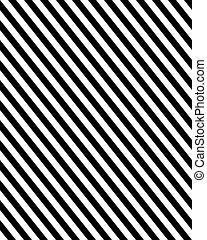 modèle diagonal, lignes