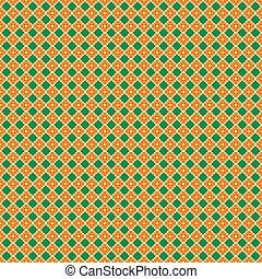 modèle fond, vecteur, vert, étoiles, géométrique