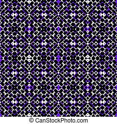 modèle, géométrique, vecteur, seamless