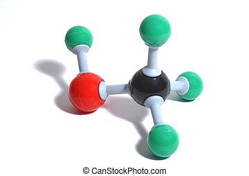 modèle, molécule