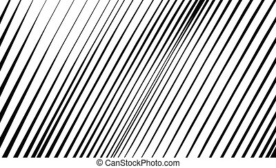 modèle, monochrome, raie, onduler, ligne, fond