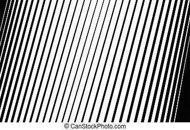 modèle, onduler, raie, fond, monochrome, ligne