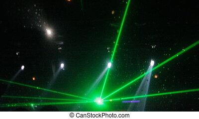modèle, résumé, laser