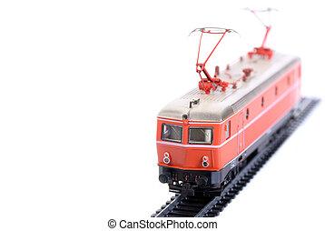 modèle, railroading