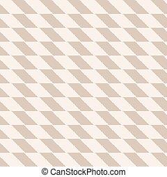 modèle, seamless, géométrique