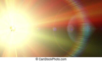 moda, arte, alone, colorare, universo, spazio, luce, raggio,...