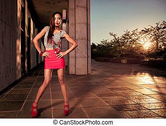 moda, asiático