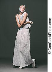 moda, beleza feminina