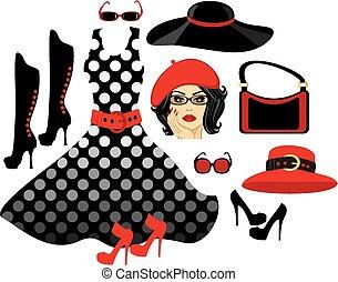 moda, collezione