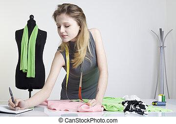 Moda, diseñador