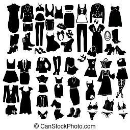 moda, elementi