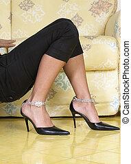 moda, scarpe