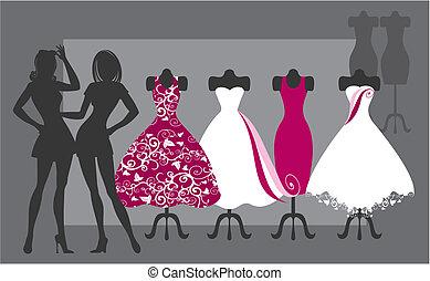 moda, vestiti