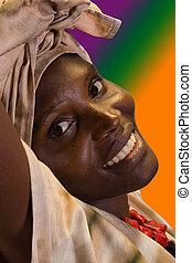 mode, africaine