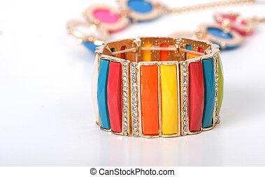 mode, bracelet