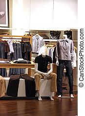 mode, detailhandel