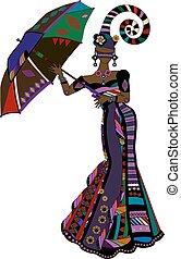 mode, ethnique