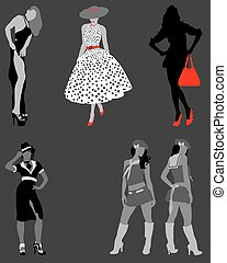 mode, illustration