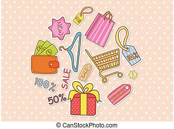 mode, shoppen , accesories