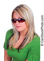 mode, solglasögon