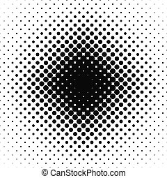model, abstract, seamless, zwarte cirkel, witte
