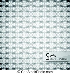 model, abstract, serrated, seamless, textuur, maas, witte , monochrome., geometrisch, weven